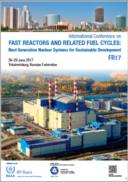 International Conference on Fast Reactors and Related Fuel Cycles: Next Generation Nuclear Systems for Sustainable Development (FR17)