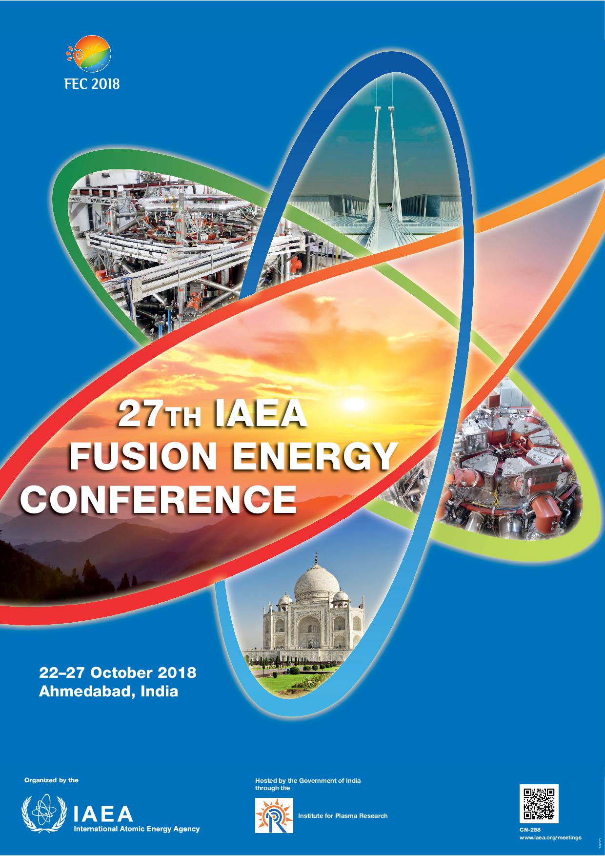 27th Iaea Fusion Energy Conference Cn 258 22 27 October 2018 Shortcircuit Testing At Hundreds Of Kilovolts Using Ni Pxi Held In Salzburg 1961 Culham 1965 Novosibirsk 1968 Madison 1971 Tokyo 1974 Berchtesgaden 1976 Innsbruck 1978 Brussels 1980